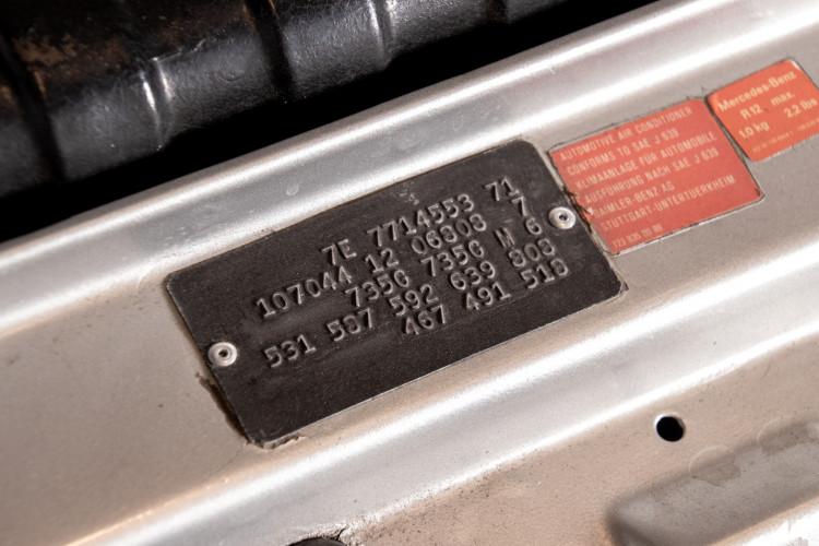 1977 Mercedes-Benz SL 450 35