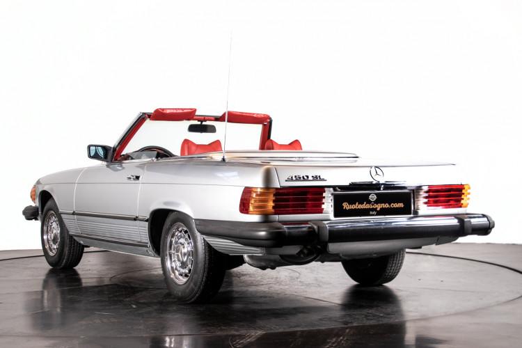 1977 Mercedes-Benz SL 450 2