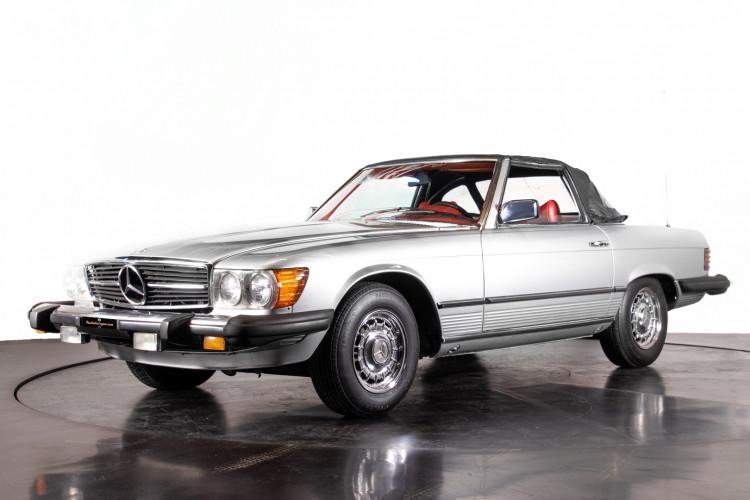 1977 Mercedes-Benz SL 450 40