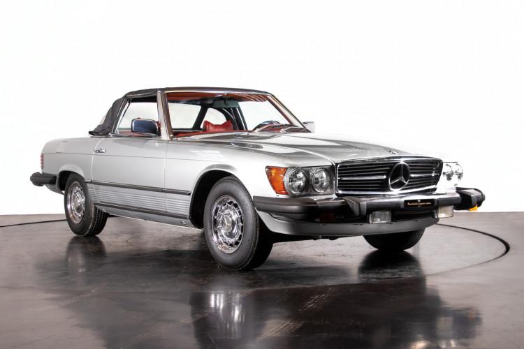 1977 Mercedes-Benz SL 450 46