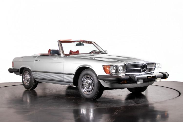1977 Mercedes-Benz SL 450 7