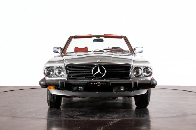 1977 Mercedes-Benz SL 450 4