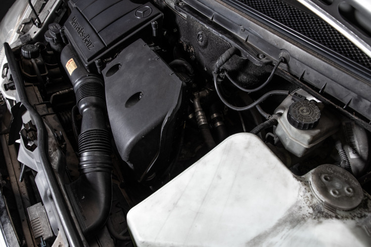 1998 Mercedes-Benz A160 Mika Hakkinen Edition 56