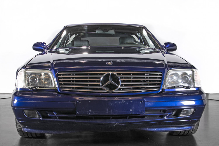 2000 Mercedes Benz SL500 SL Edition 12