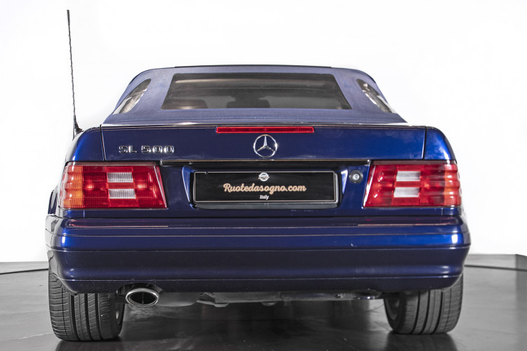 2000 Mercedes Benz SL500 SL Edition 8
