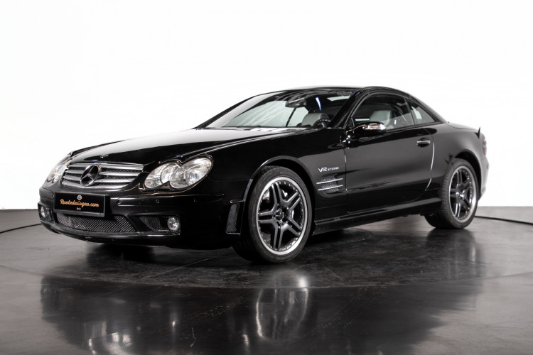 2006 Mercedes-Benz SL65 AMG 49