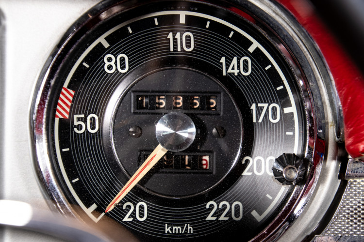 "1966 Mercedes-Benz 230 SL ""Pagoda"" 12"