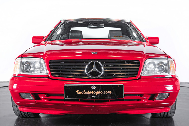 1998 Mercedes Benz 600 SL 7