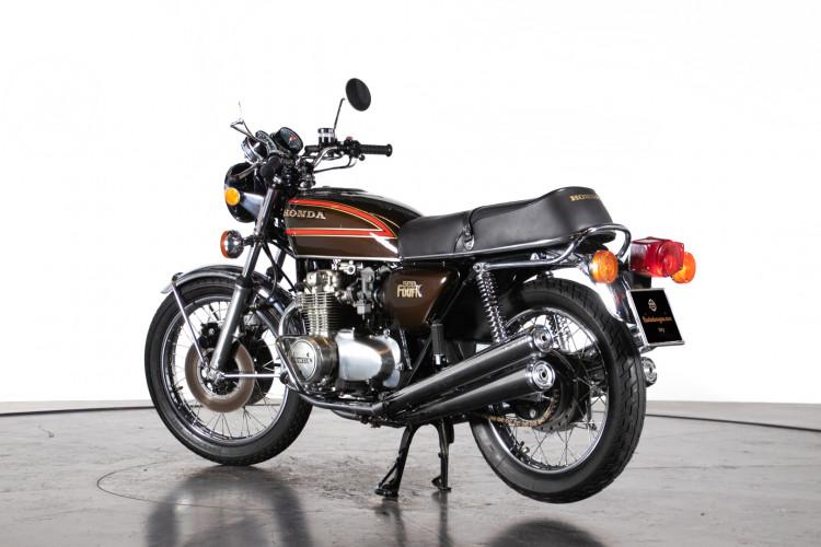 1979 Honda 500 CBK 3