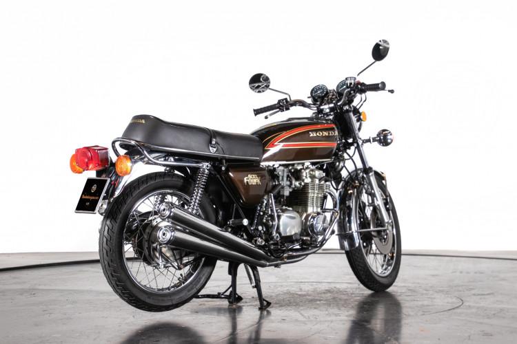 1979 Honda 500 CBK 5