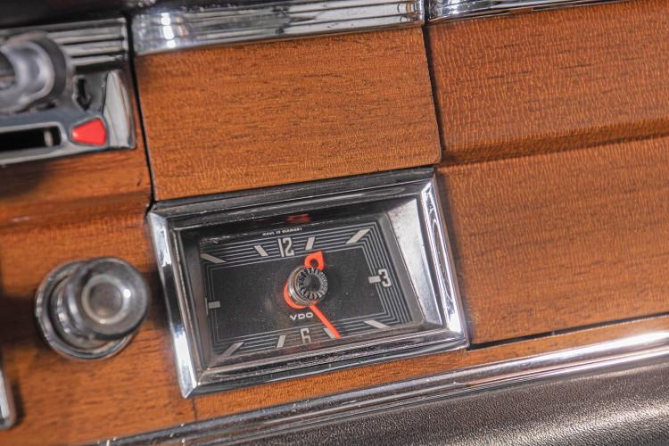 1963 Mercedes-Benz 220 SE 26