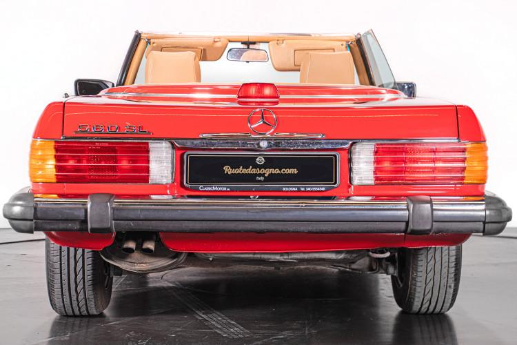 1985 Mercedes-Benz SL 560 23