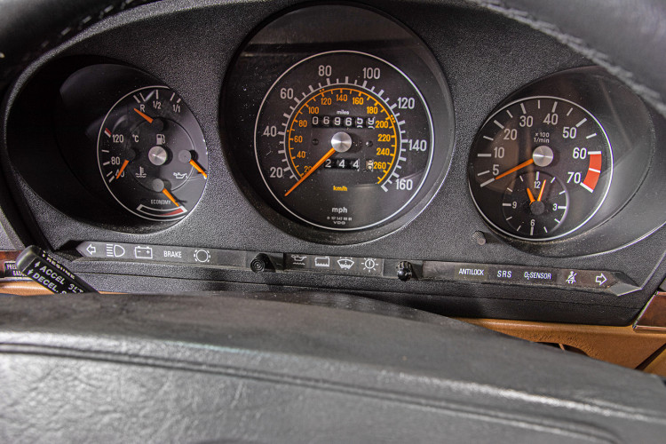 1985 Mercedes-Benz SL 560 37