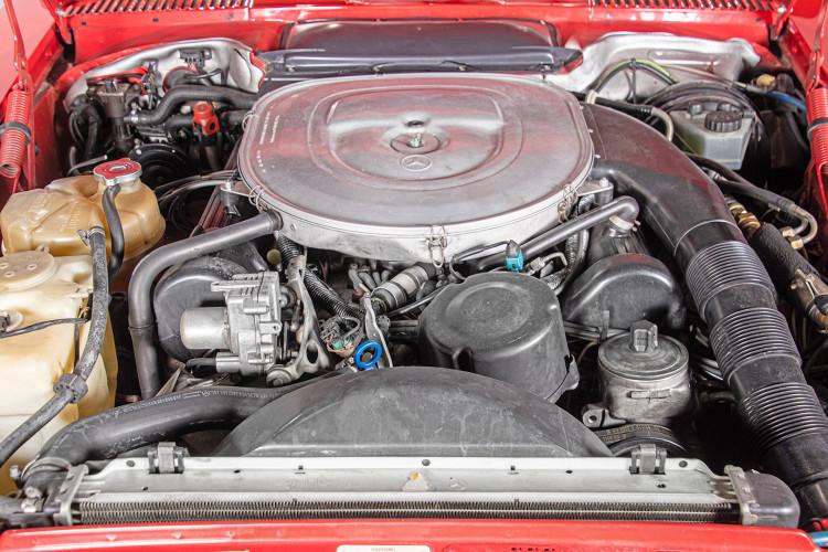 1985 Mercedes-Benz SL 560 45