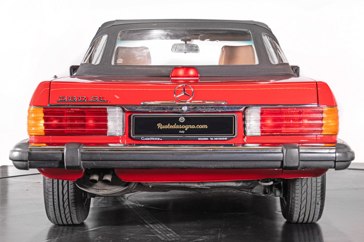 1985 Mercedes-Benz SL 560 3