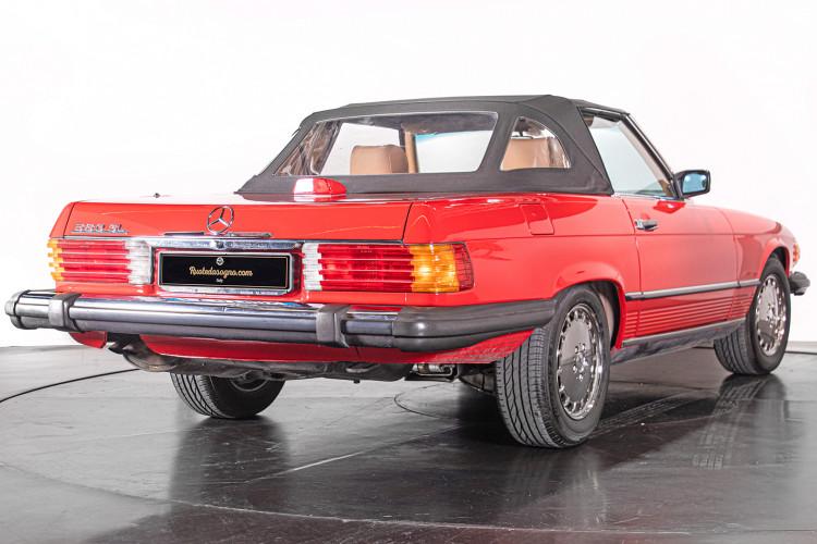 1985 Mercedes-Benz SL 560 6