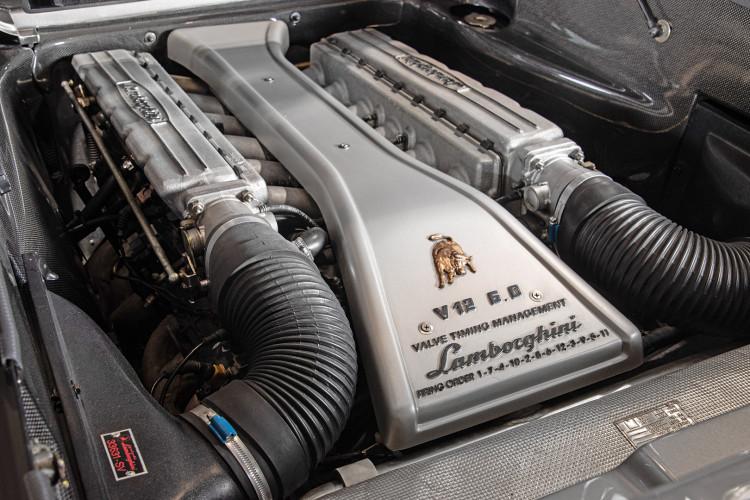 2000 Lamborghini Diablo 6.0 VT 41