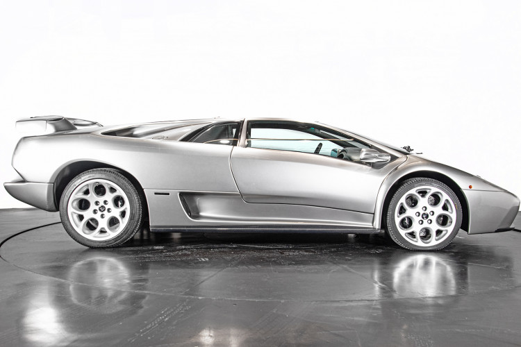 2000 Lamborghini Diablo 6.0 VT 5