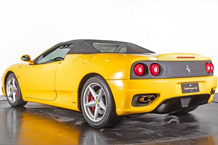 """2001 Ferrari 360 Spider """"Manuale"""" 3"""