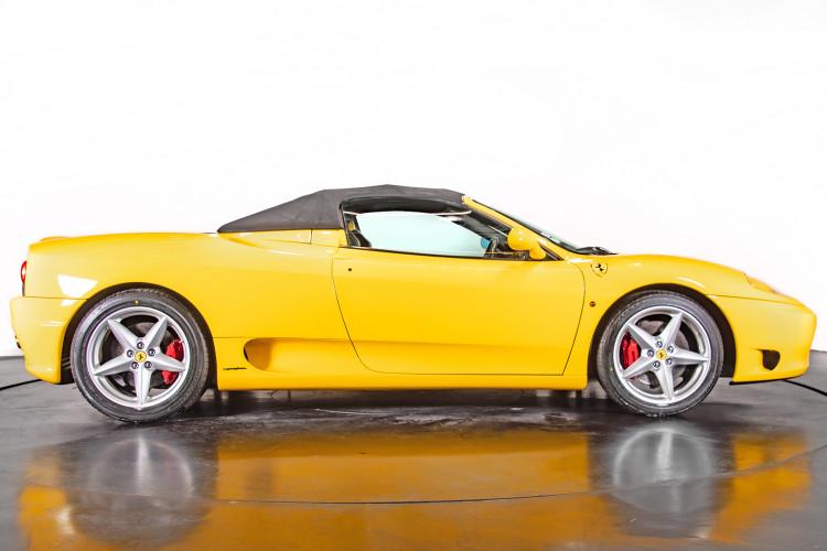 """2001 Ferrari 360 Spider """"Manuale"""" 10"""