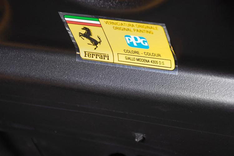 """2001 Ferrari 360 Spider """"Manuale"""" 49"""