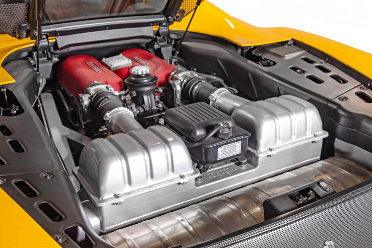 """2001 Ferrari 360 Spider """"Manuale"""" 55"""