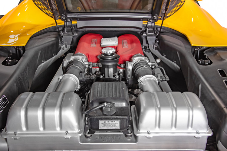 """2001 Ferrari 360 Spider """"Manuale"""" 53"""