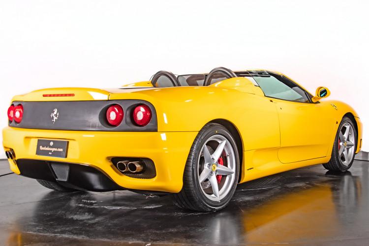 """2001 Ferrari 360 Spider """"Manuale"""" 11"""