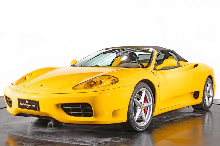 """2001 Ferrari 360 Spider """"Manuale"""" 1"""