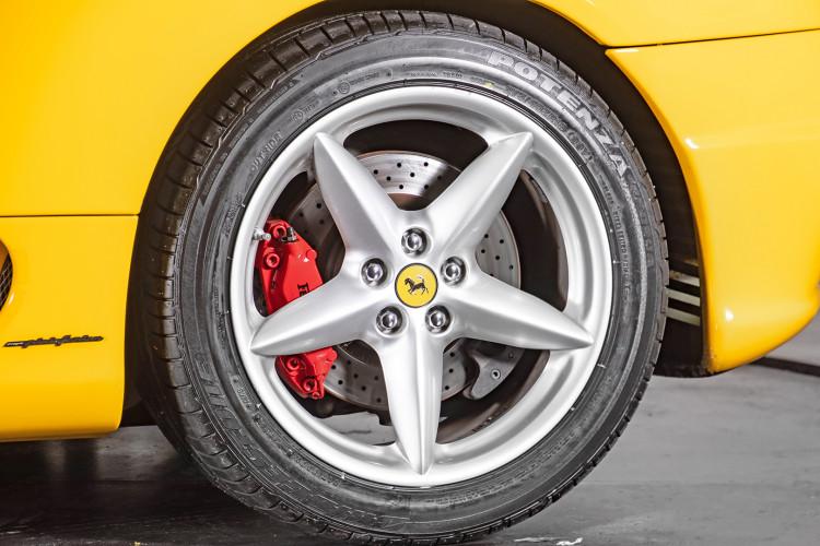 """2001 Ferrari 360 Spider """"Manuale"""" 17"""