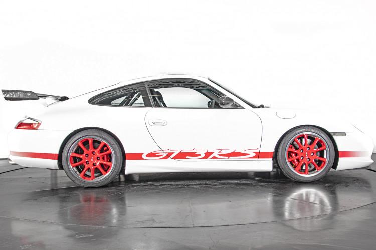 2004 Porsche 996 GT3 RS 5