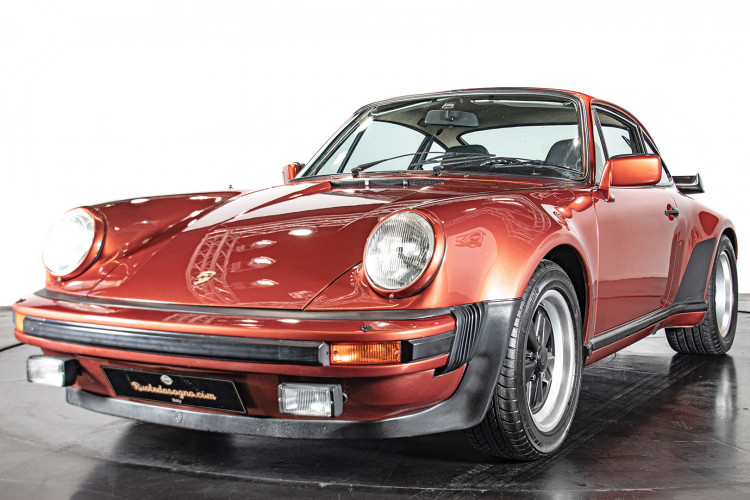 1979 Porsche 930 Turbo 3.3 0