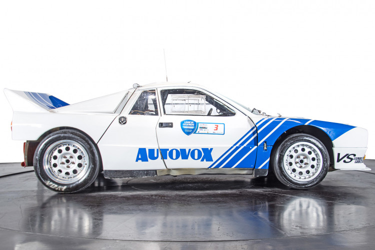1982 Lancia Rally 037 3