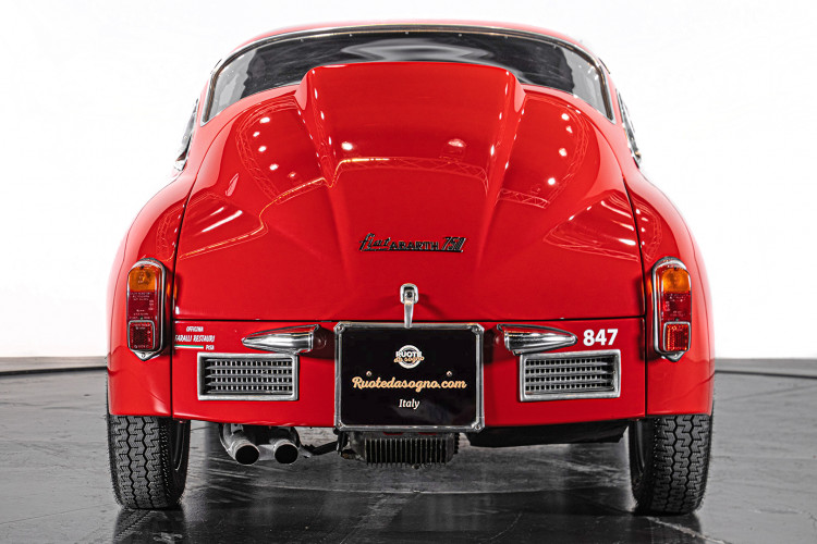 """1960 Fiat Abarth 750/850 Bialbero Record Monza """"Competizione""""  5"""