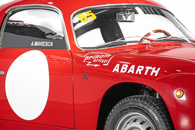 """1960 Fiat Abarth 750/850 Bialbero Record Monza """"Competizione""""  9"""