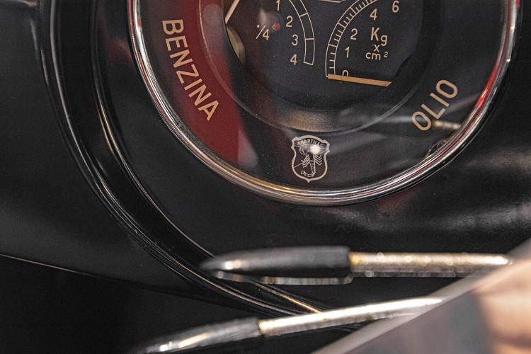"""1960 Fiat Abarth 750/850 Bialbero Record Monza """"Competizione""""  30"""