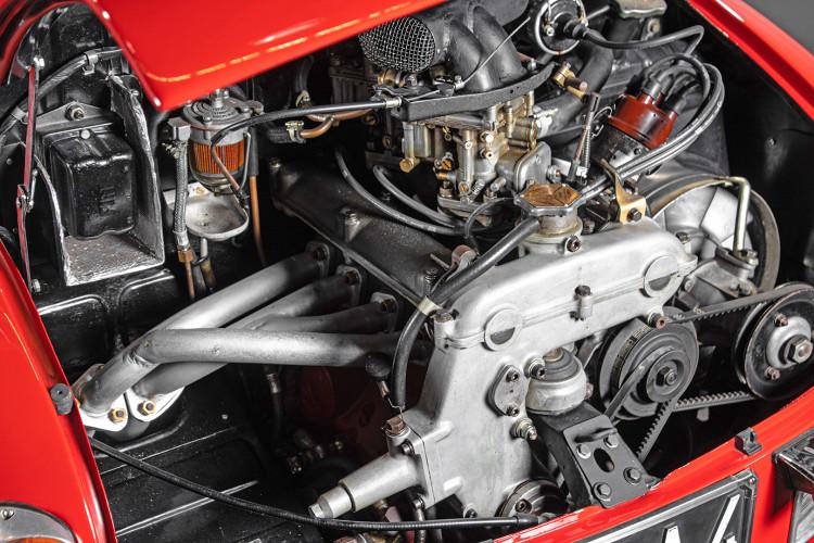 """1960 Fiat Abarth 750/850 Bialbero Record Monza """"Competizione""""  40"""