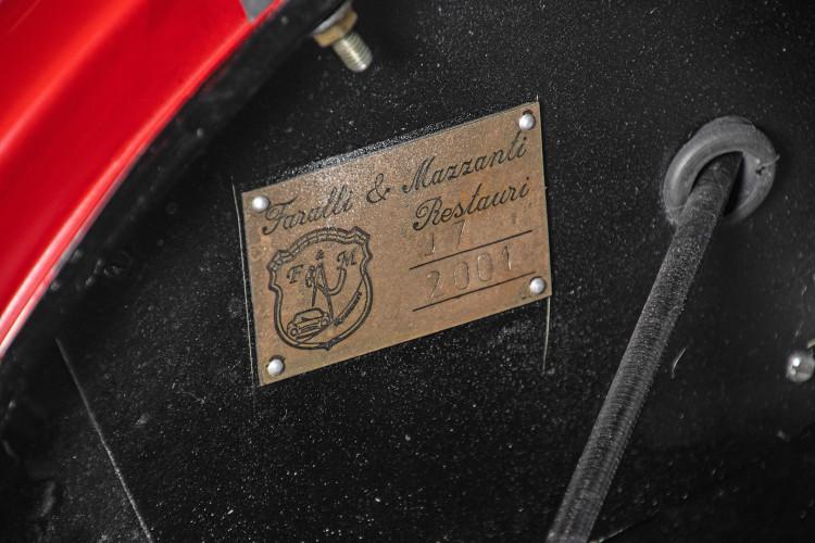 """1960 Fiat Abarth 750/850 Bialbero Record Monza """"Competizione""""  38"""