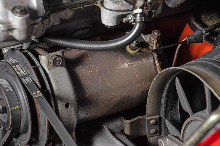 """1960 Fiat Abarth 750/850 Bialbero Record Monza """"Competizione""""  44"""