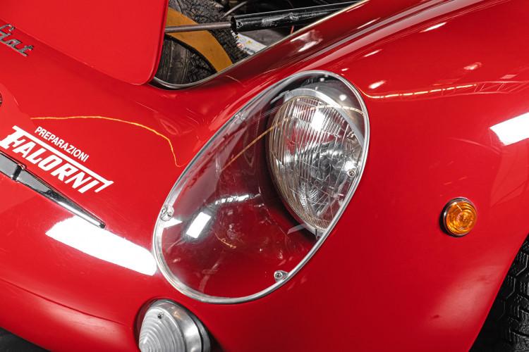 """1960 Fiat Abarth 750/850 Bialbero Record Monza """"Competizione""""  18"""