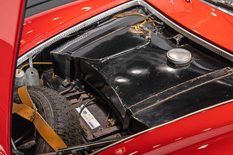 """1960 Fiat Abarth 750/850 Bialbero Record Monza """"Competizione""""  42"""