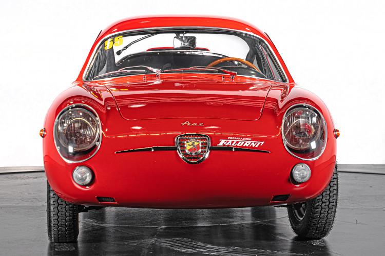 """1960 Fiat Abarth 750/850 Bialbero Record Monza """"Competizione""""  1"""
