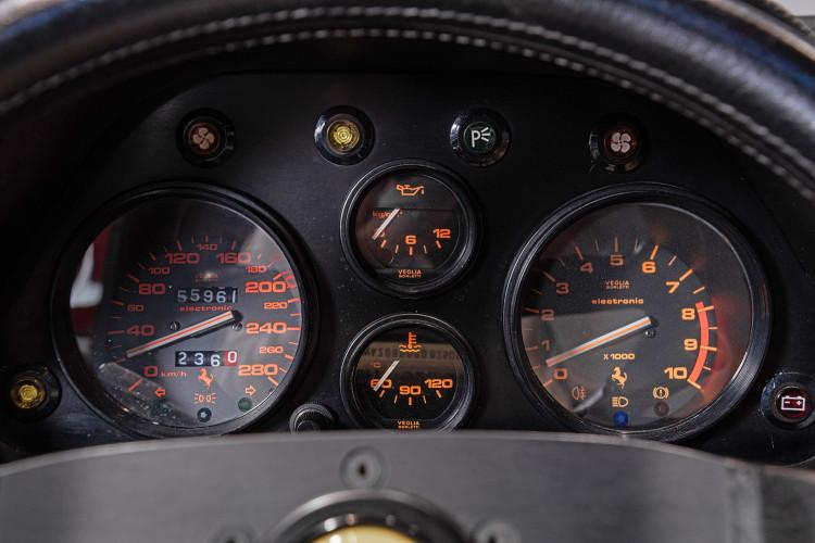 1986 Ferrari 328 GTS 32