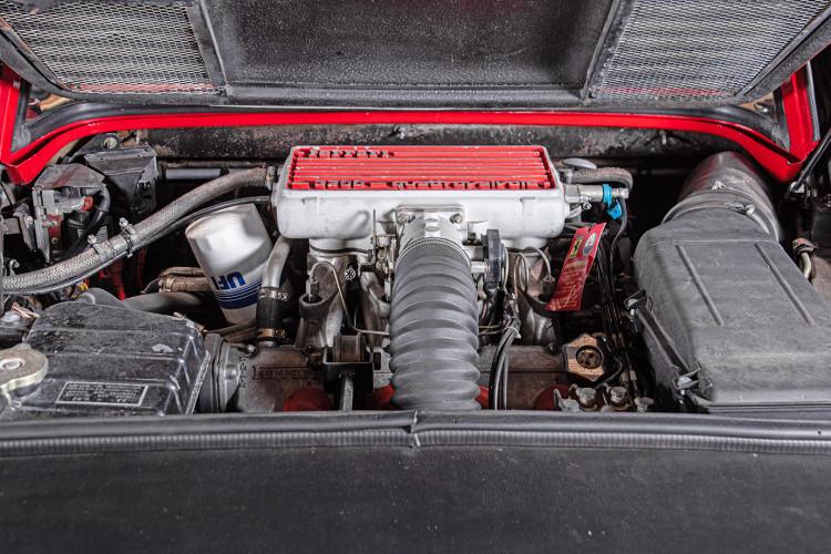 1986 Ferrari 328 GTS 50