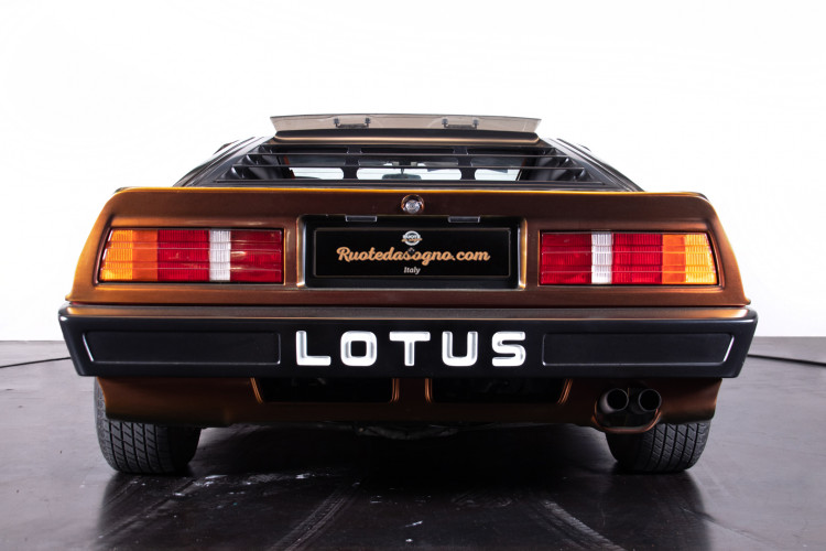 "1985 LOTUS ESPRIT TURBO - livrea ""007 For your eyes only"" 3"