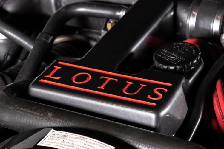 1991 Opel Omega Lotus 25