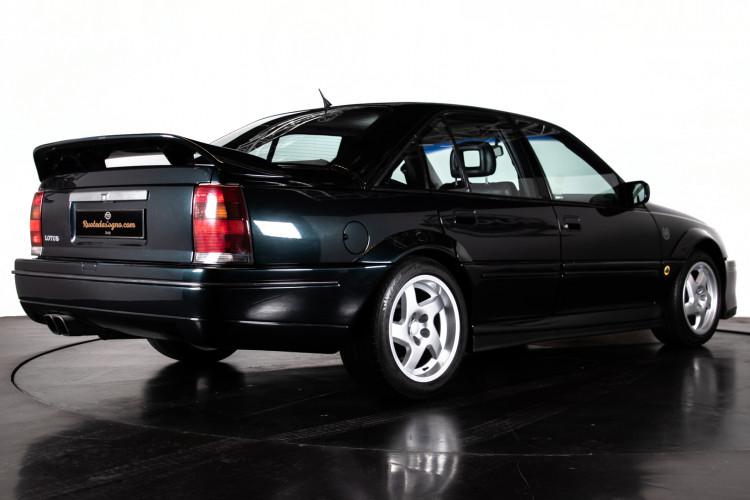 1991 Opel Omega Lotus 4