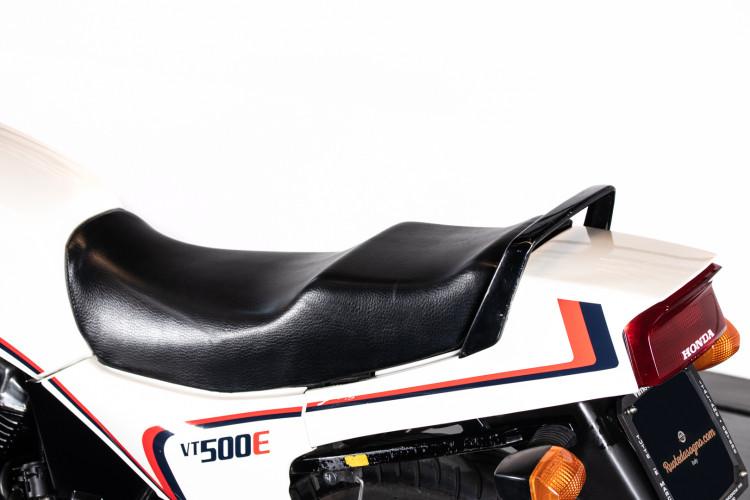 1985 Honda VT 500 10