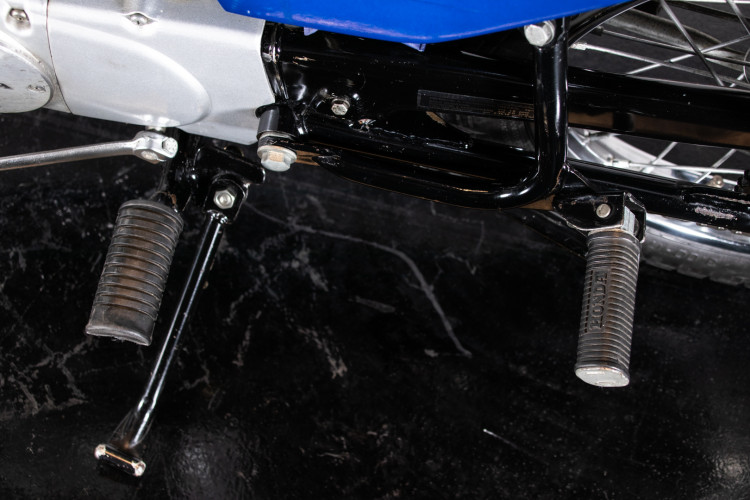 1980 Honda CB 125 7/C 18