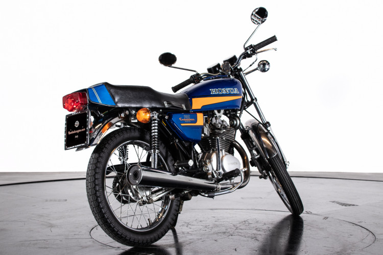 1980 Honda CB 125 7/C 1
